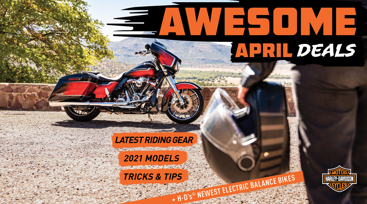 Awesome April Catalogue