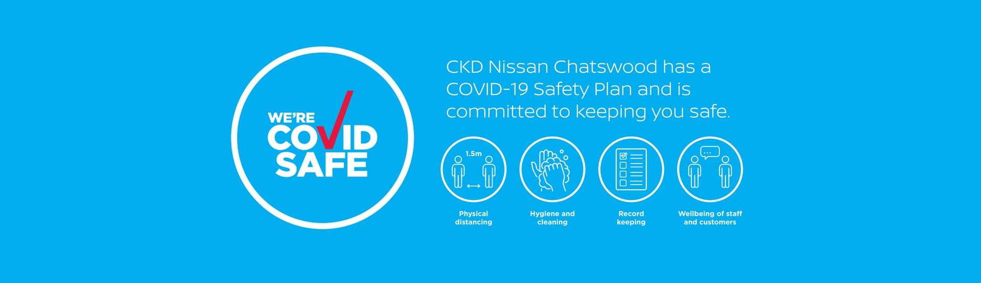 CKD Nissan Chatswood l Offers
