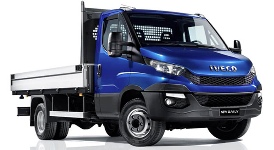 blog large image - New IVECO Daily Range now at Westar IVECO Campbellfield