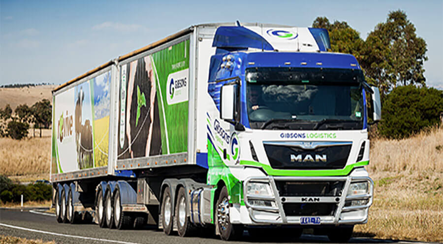 blog large image - Gibson's Expanding Logistics Division Powered by New MAN D38s