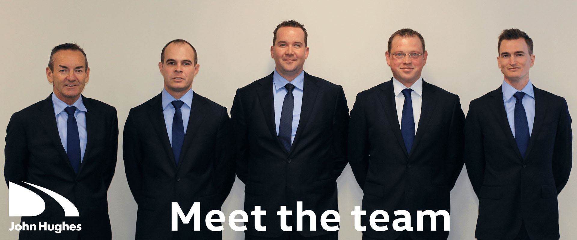 John Hughes Volkswagen Team