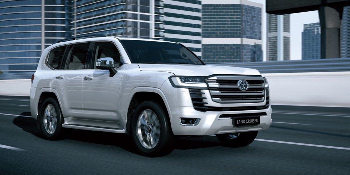 blog large image - New Toyota LandCruiser: World premiere