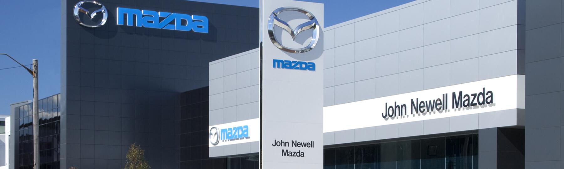 John Newell Mazda