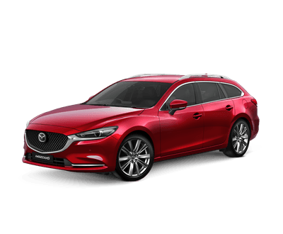 Mazda 6 Sedan GT Soul Red Crystal Metallic  image