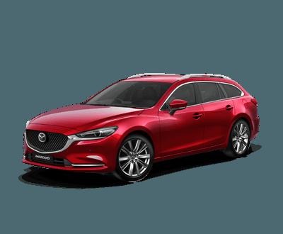 Mazda 6 Sedan GT Soul Red Crystal Metallic  image