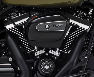 Harley Davidson® Idle Engine: Temperature Management image