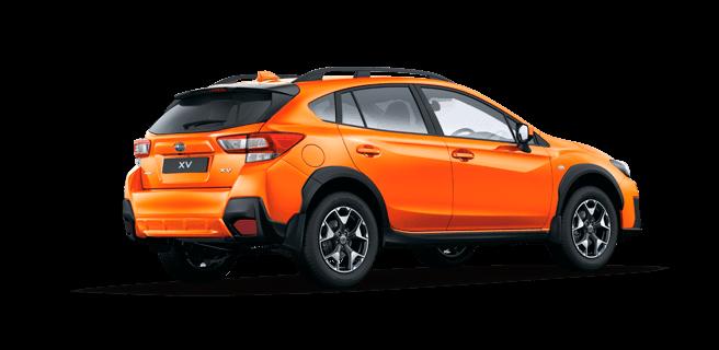 XV 2.0i - Sunshine Orange