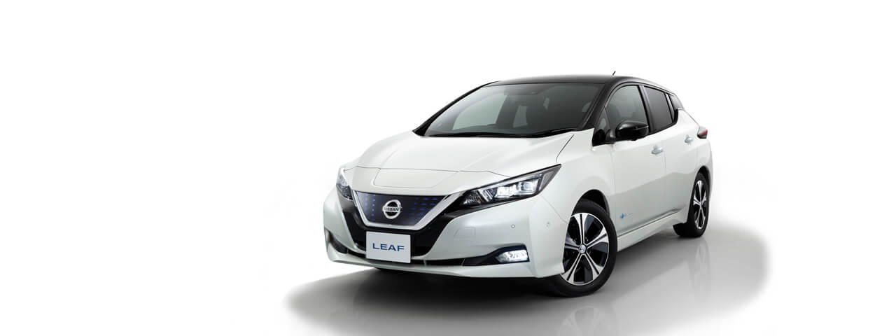 Magic Nissan - LEAF (ETA Nov 18)
