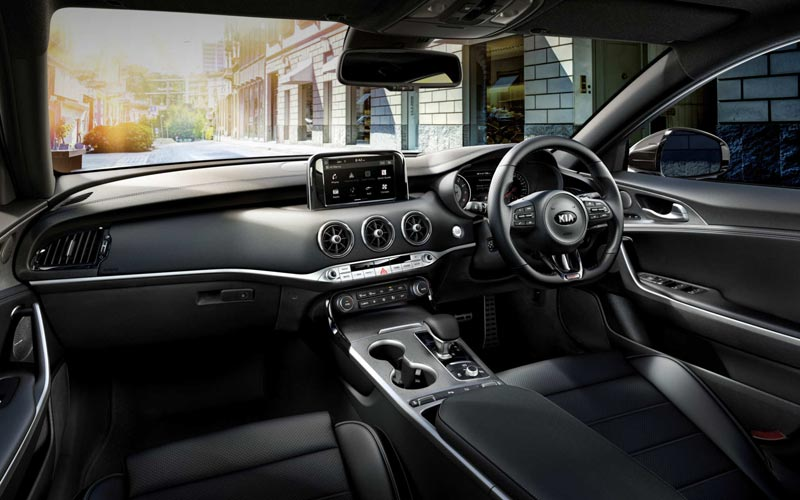 All New Stinger - Interior1
