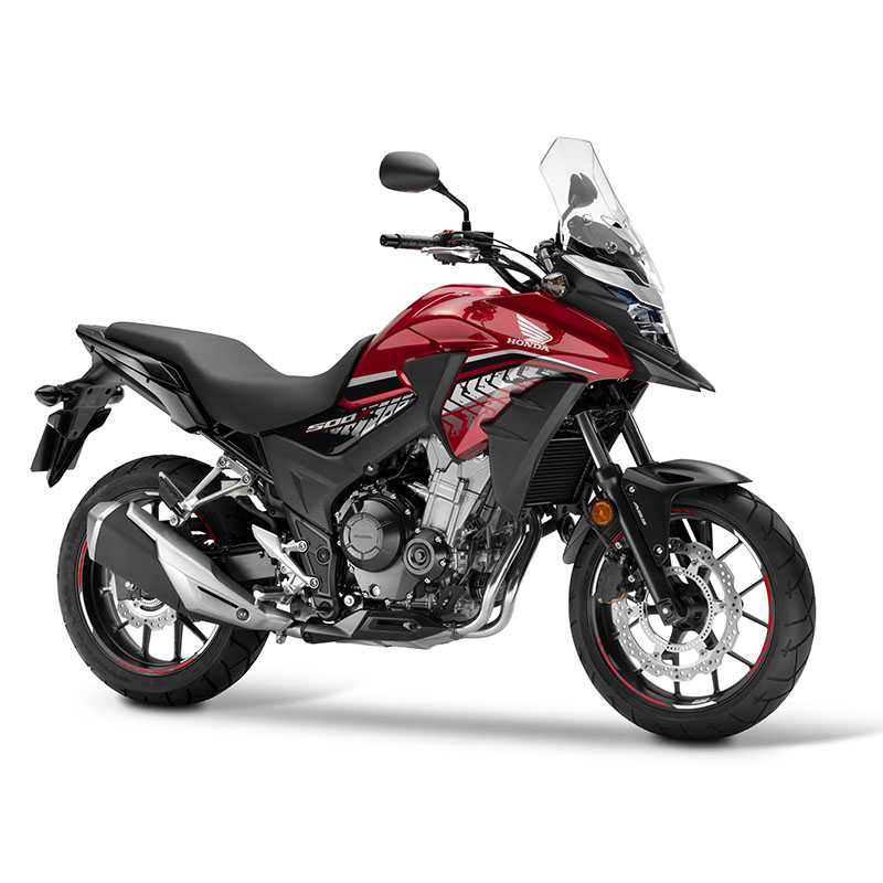 2017 CB500X Feature 01