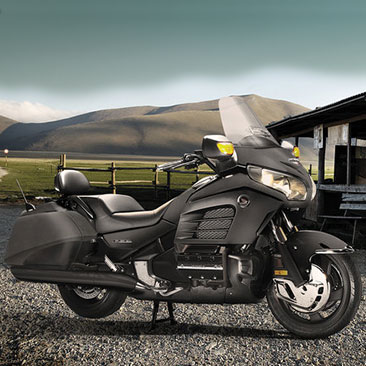 GOLDWING F6B Feature 01