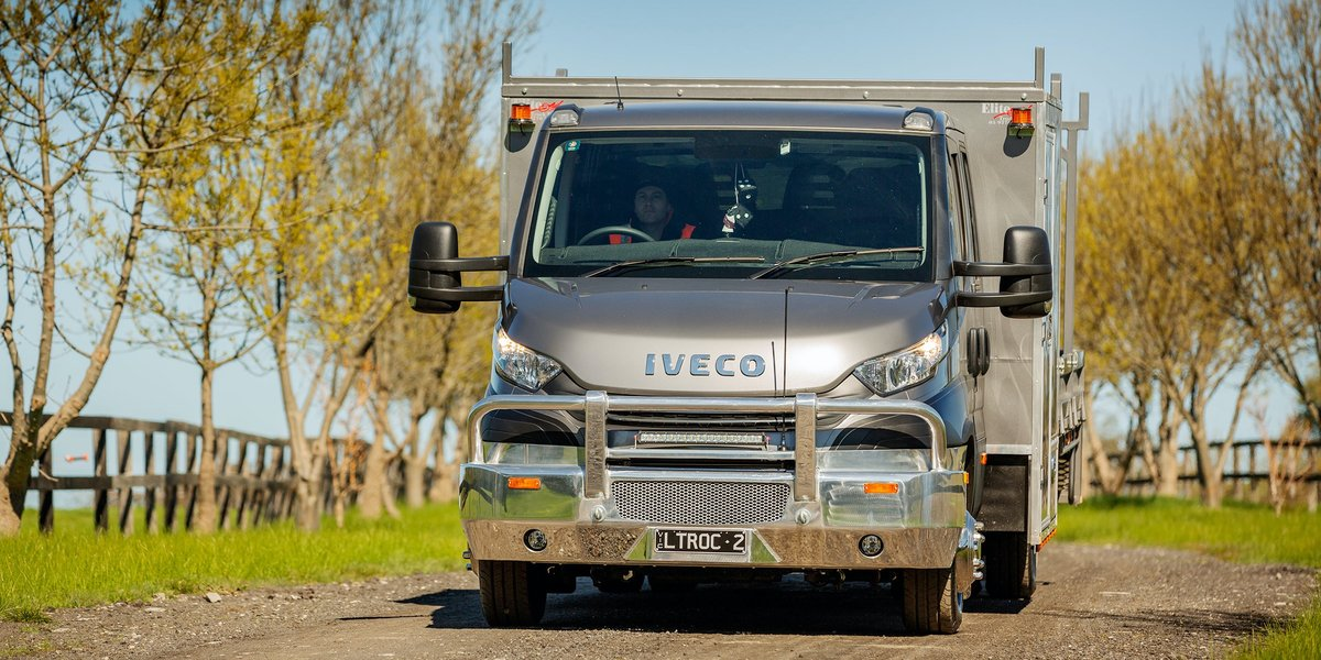 blog large image - Unique Iveco Daily brings added versatility to Little Rock Civil.