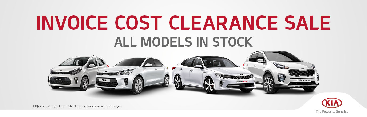 Newcastle City Kia Stock Specials
