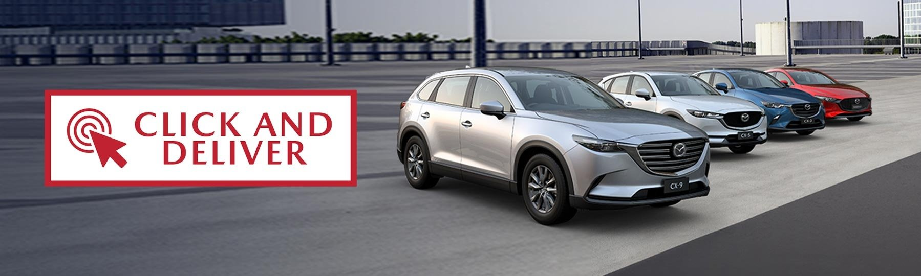 Gympie Mazda - Click and Deliver