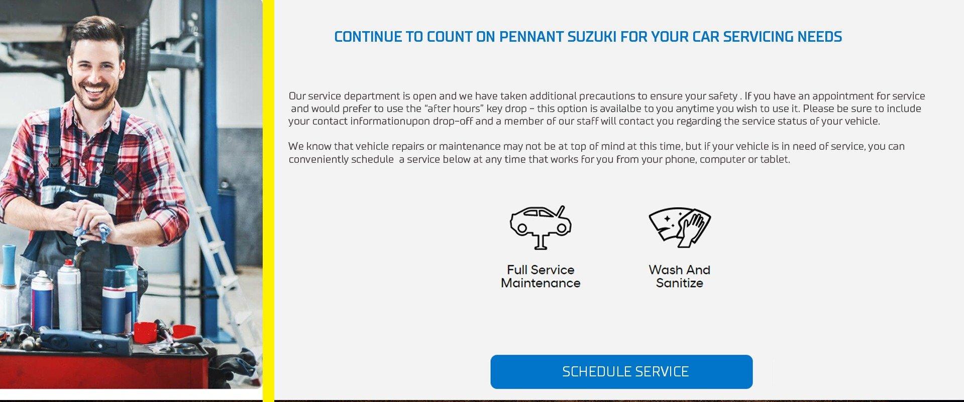 Pennant Hills Suzuki   Service