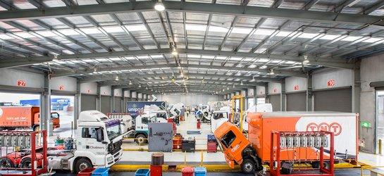 Isuzu Trucks Service