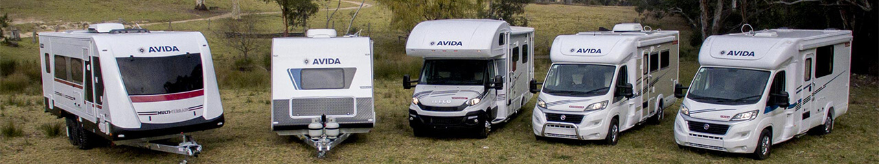 Avida Caravans, Motorhomes and Campervans