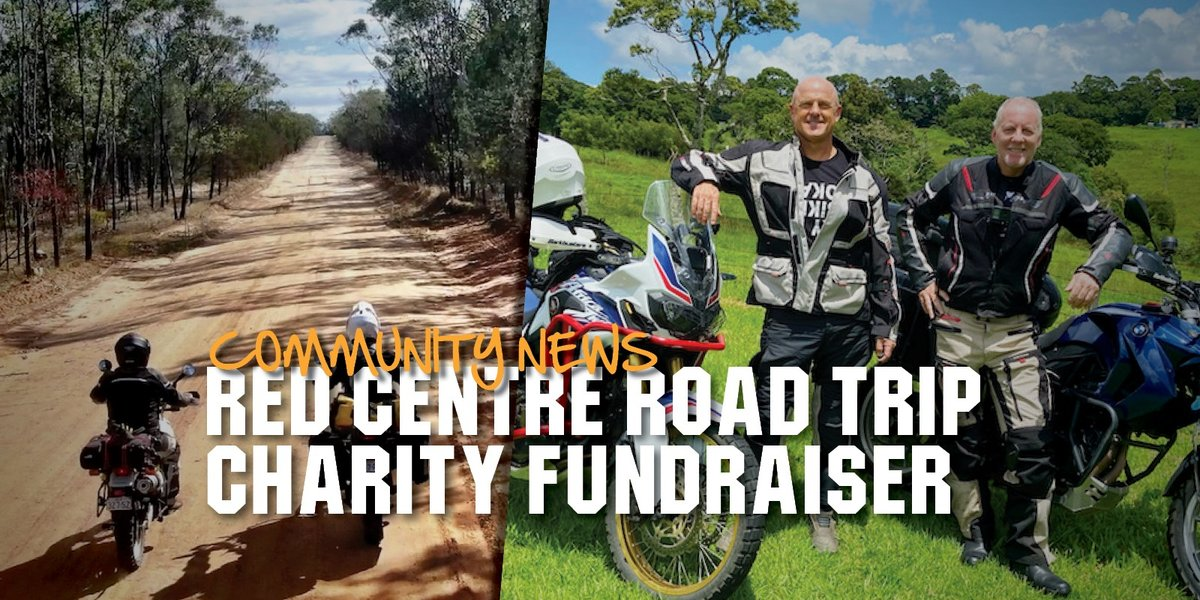 blog large image - Red Centre Road Trip Charity Fundraiser