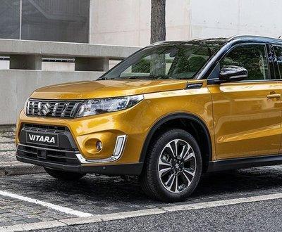Suzuki Vitara 2019 image