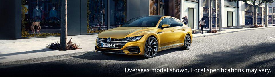 North Shore Volkswagen - VW Arteon | Sedans