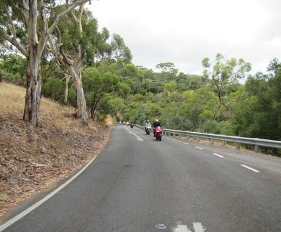 Riding Routes: Chain of Ponds > Norton Summit image