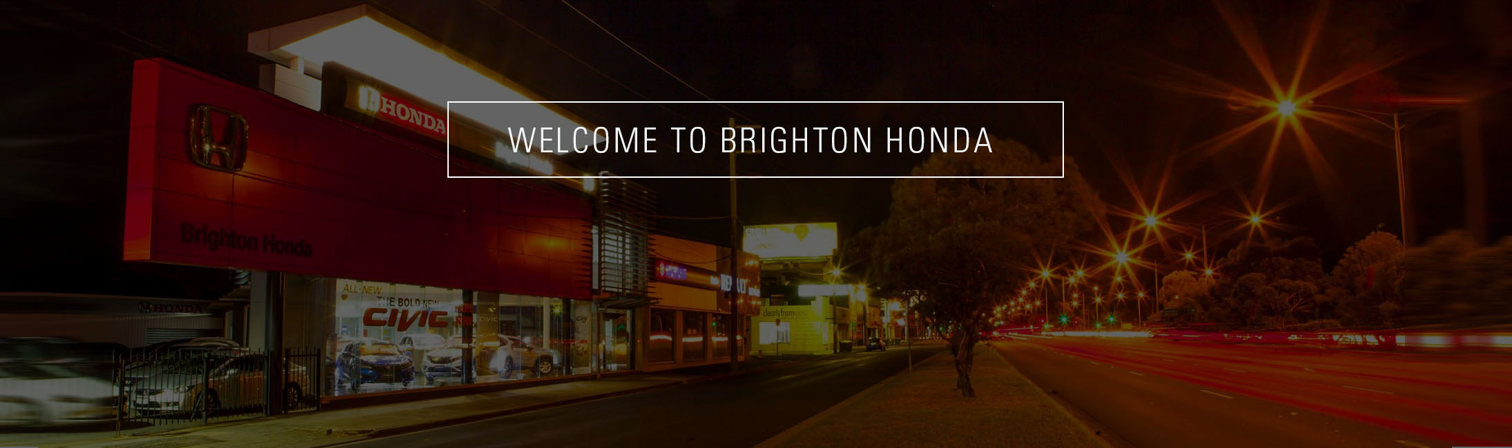 Brighton Honda Bentleigh Melbourne