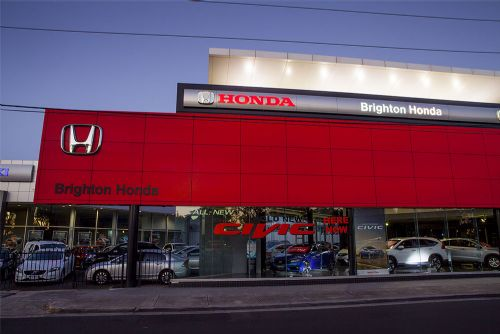 Brighton Honda Dealer