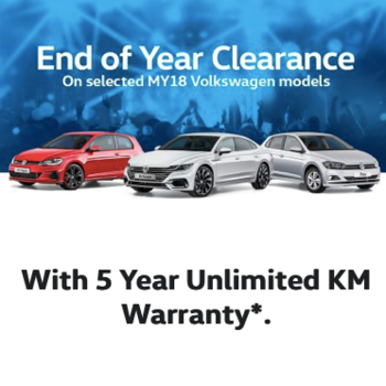 5 years unlimited km warranty Small Image