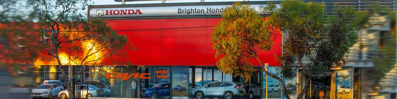 Brighton Honda Melbourne Dealer
