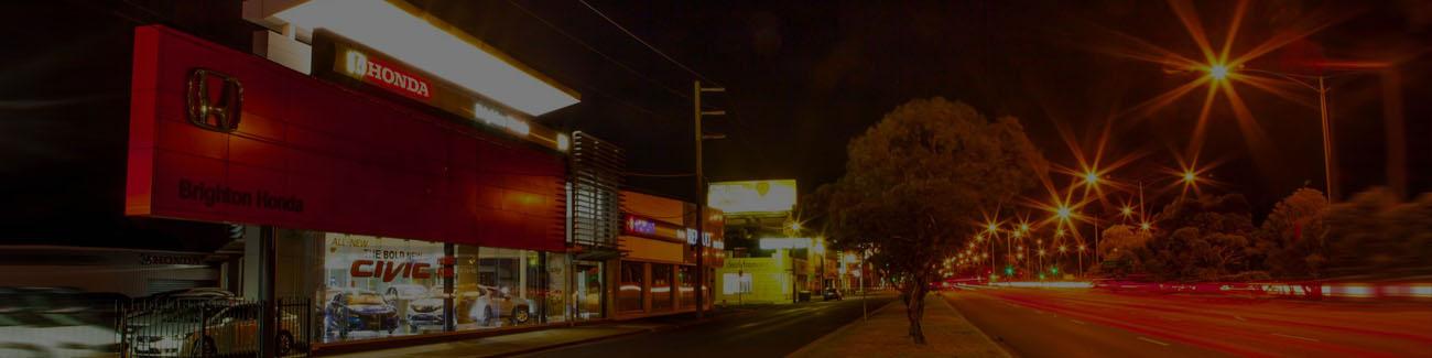 Honda Dealer Melbourne Brighton