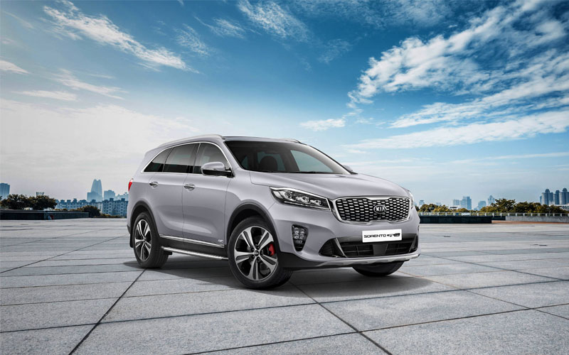 New Sorento - Overview