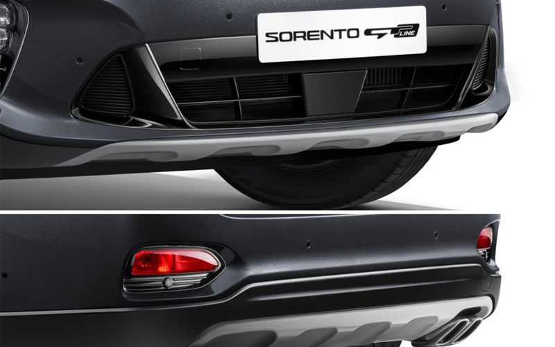 New Sorento - Design5