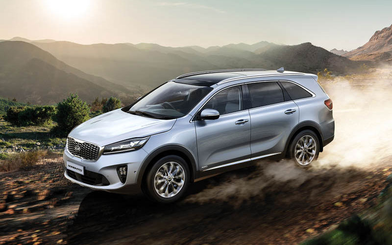 New Sorento - Performance5