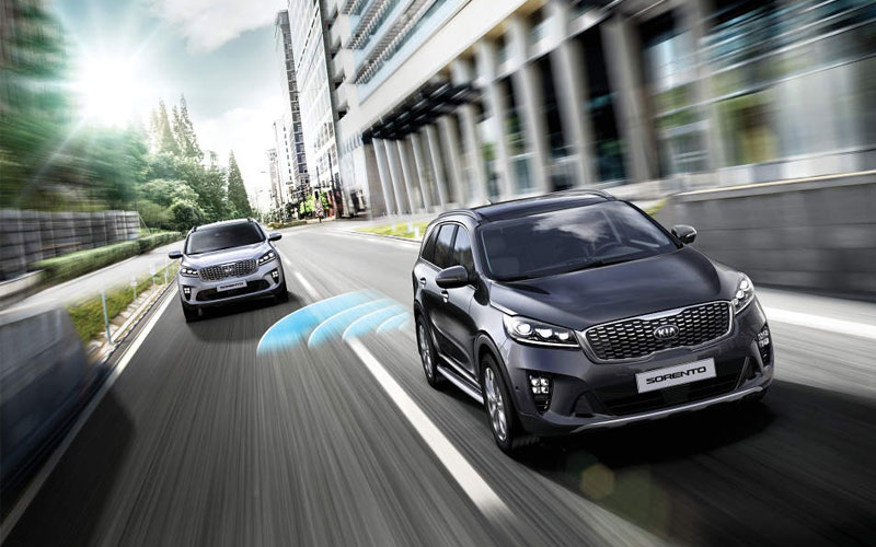 New Sorento - Safety5
