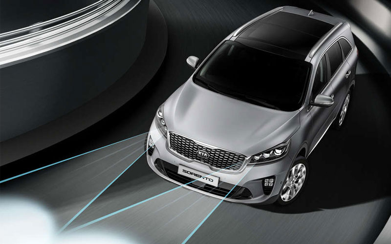 New Sorento - Safety9