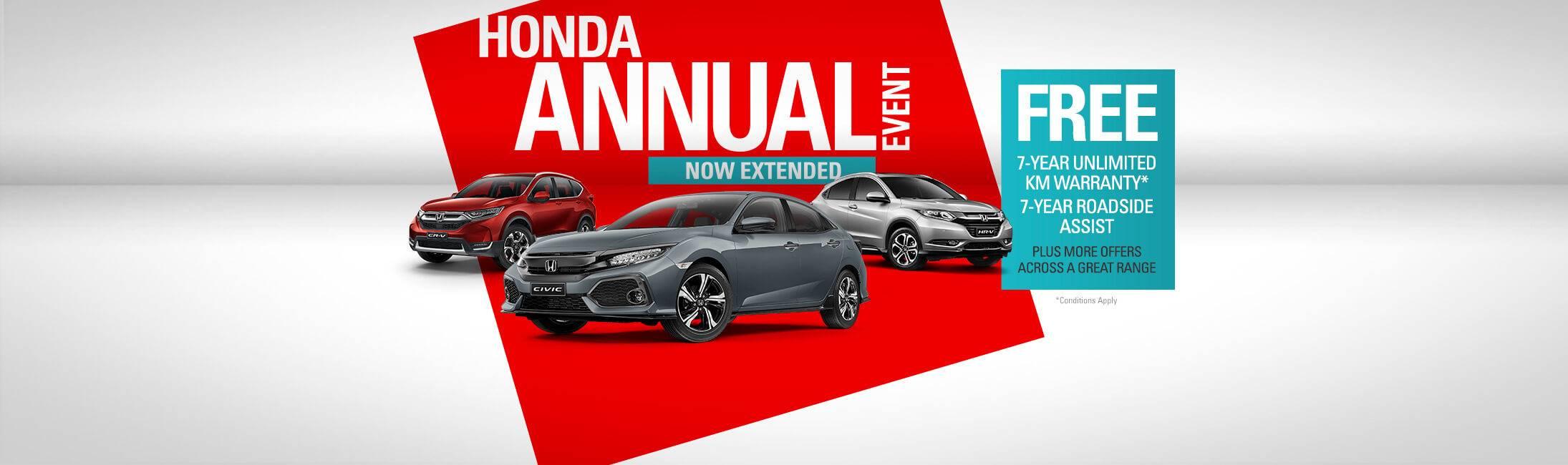 Honda Offers