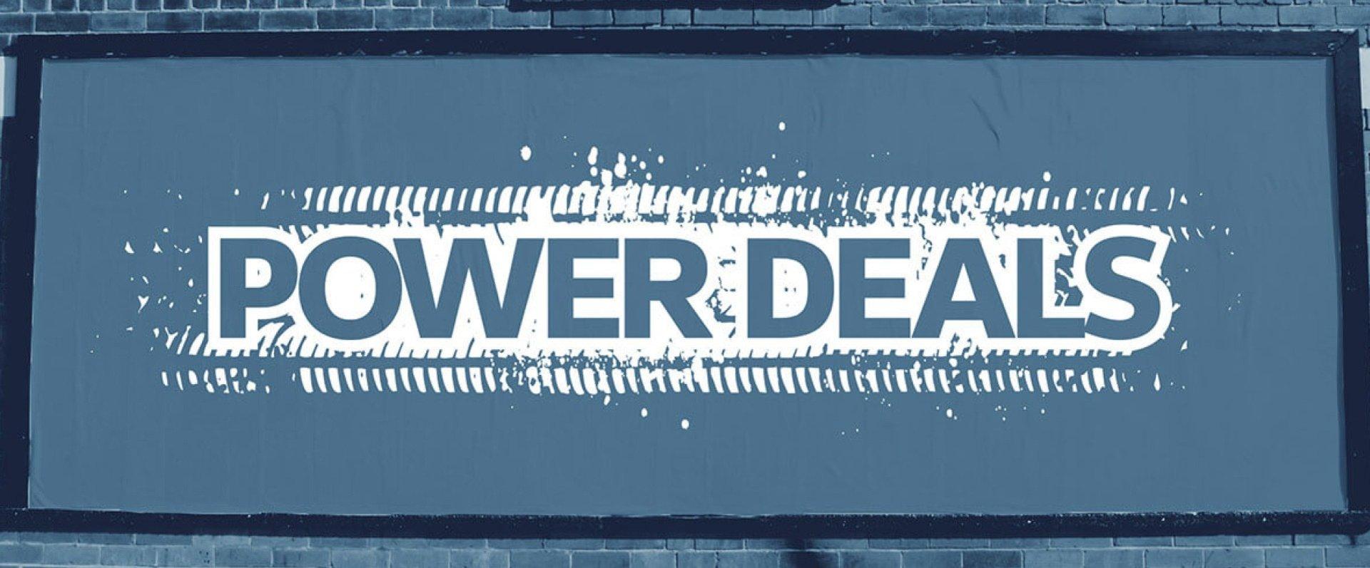 Volkswagen Power Deals