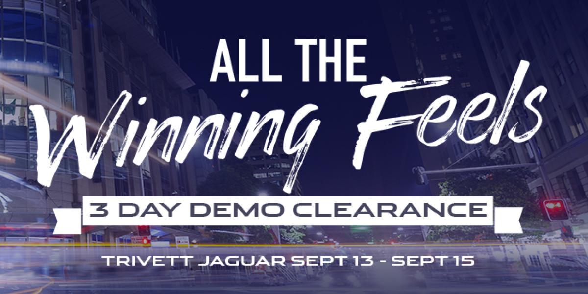blog large image - Jaguar Demo Clearance