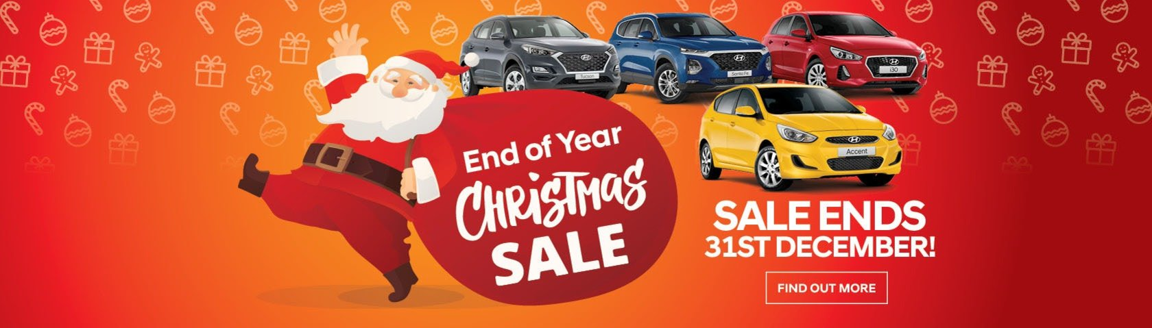 End of Year Christmas Sale