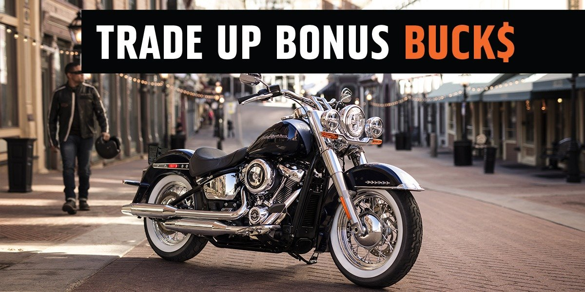 blog large image - Trade Up Bonus Buck$