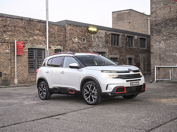 Citroen Welcome Image