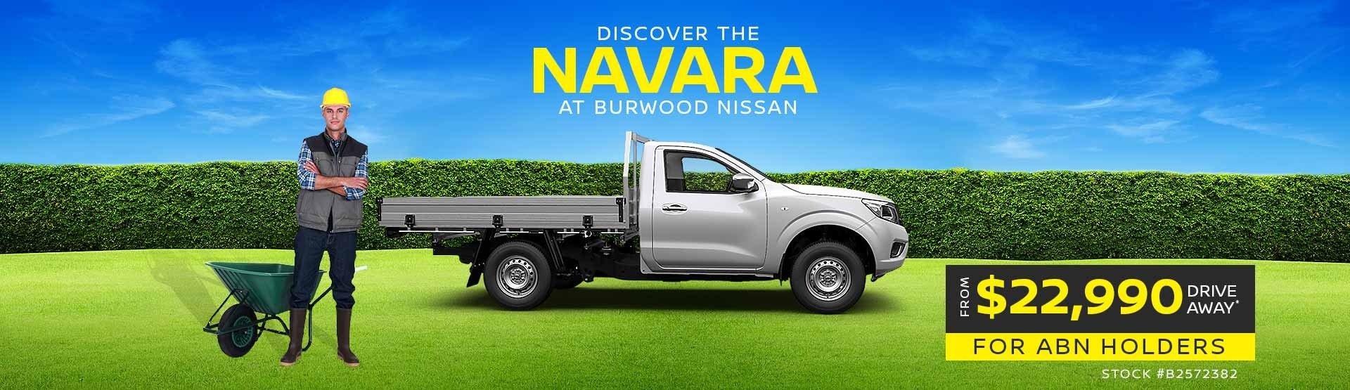 Navara Offer