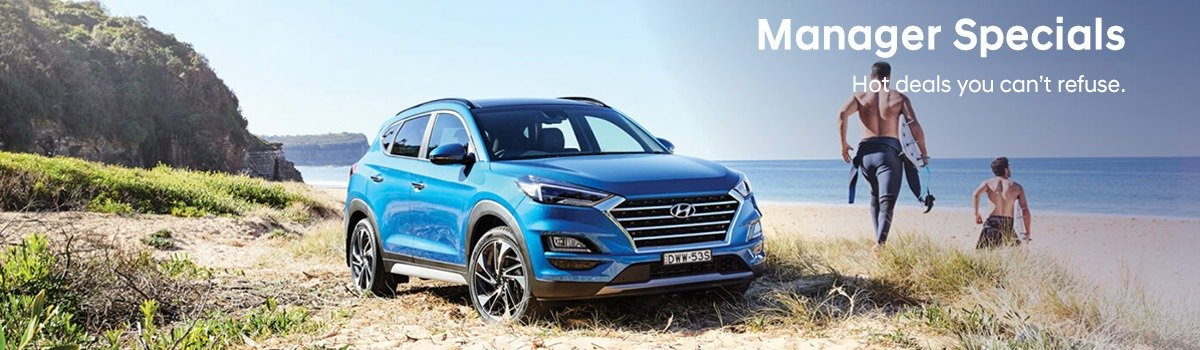 Midland Hyundai's Heavily Discounted Manager Specials Large Image