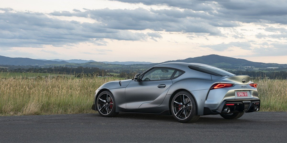 blog large image - TOYOTA BOOSTS GR SUPRA POWER AND PERFORMANCE