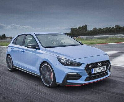 Hyundai i30n 2018 Car of the Year! image