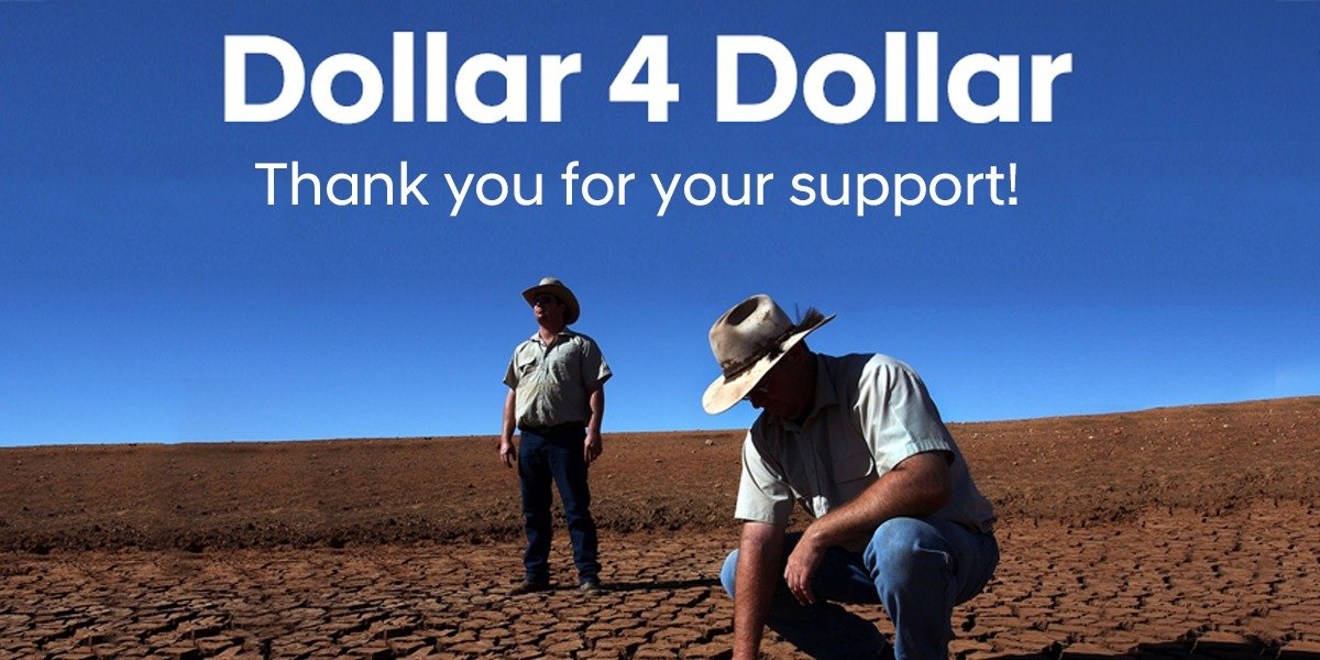 blog large image - Drought Relief Donation