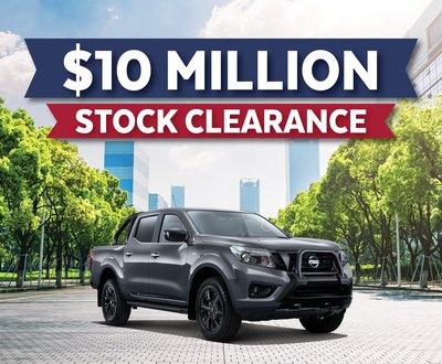 Stock Clearance image