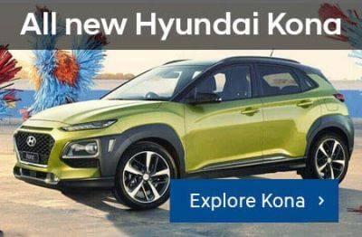ALL-NEW KONA SUV Promotion