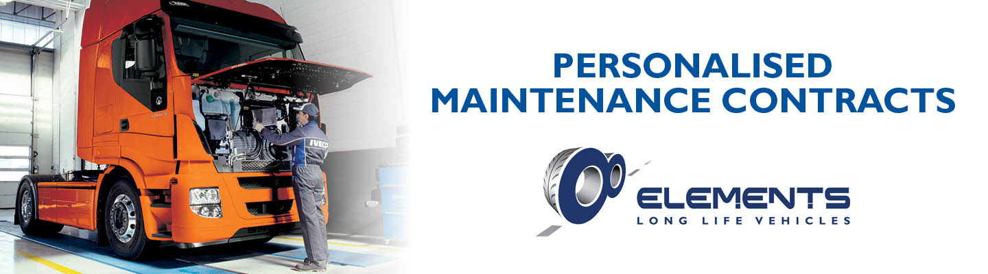Iveco Personalised Maintenance Contracts