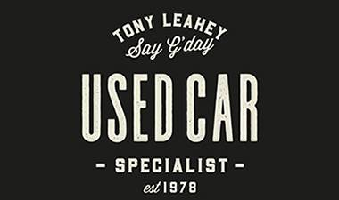 Tony Leahey Motor Group Specials